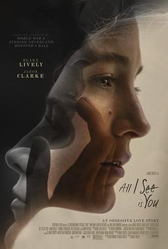 All I See Is You (film) - Theatrical release poster