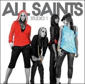 Studio 1 (album) - Image: All Saints Studio 1