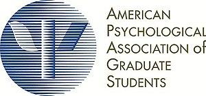 American Psychological Association of Graduate Students - Image: American Psychological Association of Graduate Students logo