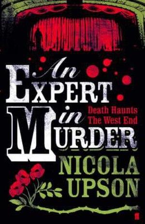 An Expert in Murder - Image: An Expert in Murder cover