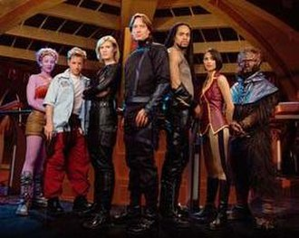 Andromeda (TV series) - Season One cast