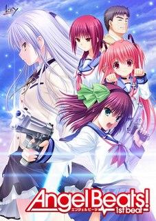 <i>Angel Beats!</i> (visual novel) episodic visual novel developed by Key
