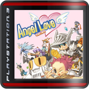 Angels Online - cover of the PlayStation 3 version