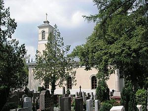 Augsburg Protestant Cemetery