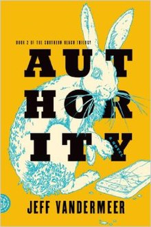 Image result for authority jeff vandermeer