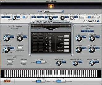 Auto-Tune - Image: Autotuneevo 6