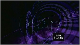 BBC Four idents - One of the improvised idents, used between 2002 and 2005