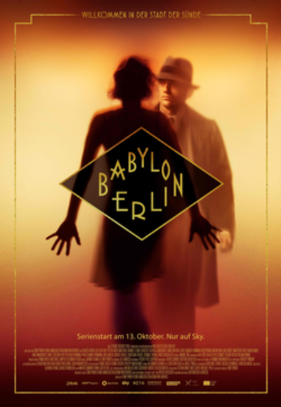 Picture of a TV show: Babylon Berlin