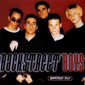 Backstreet Boys (1996 album) - Image: Backstreetboysbsb lp 01