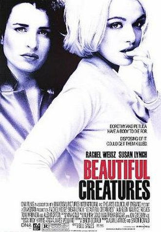 Beautiful Creatures (2000 film) - Theatrical release poster