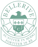 Bellerive FCJ Catholic College logo.png