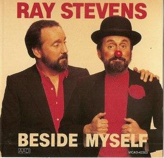 Beside Myself (Ray Stevens album) - Image: Beside Myself 2