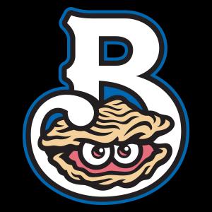 Biloxi Shuckers - Image: Biloxi Shuckers Cap Logo