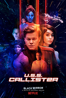USS Callister 1st episode of the fourth season of Black Mirror