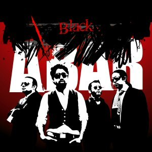 Black (Bangladeshi band) - Black 3rd Album Abar(আবার) front cover