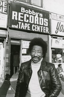 Bobby Robinson (record producer) American record producer