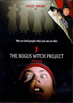 The Bogus Witch Project - Image: Bogus Witch