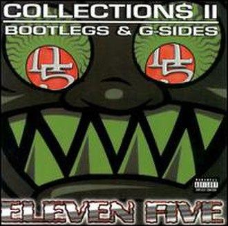 Bootlegs & G-Sides, Vol. 2 - Image: Bootlegs and G Sides 2