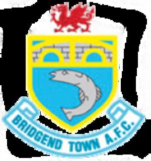 Bridgend Town A.F.C. - Image: Bridgendtown