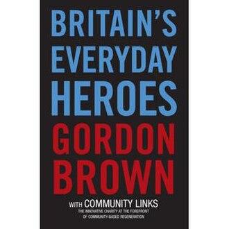 Britain's Everyday Heroes - Image: Britain's Everyday Heroes Gordon Brown