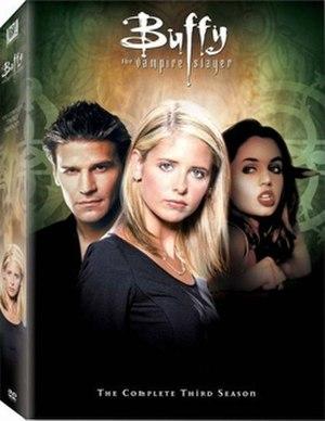 Buffy the Vampire Slayer (season 3) - Image: Buffy Season (3)