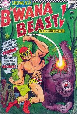 B'wana Beast - Image: Bwanabeastdcu 0
