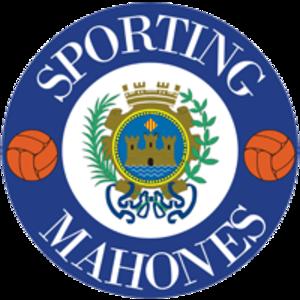CF Sporting Mahonés - Image: CF Sporting Mahonés
