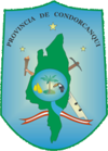Coat of arms of Condorcanqui