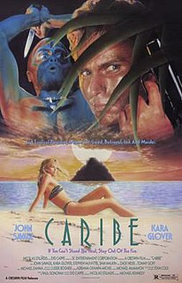 <i>Caribe</i> (film) 1987 film by Michael Kennedy