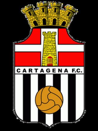 Cartagena FC - Image: Cartagena FC