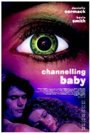 Channelling Baby - Advertising poster