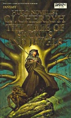 The Tree of Swords and Jewels - First edition cover