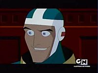 Chronos in Justice League Unlimited