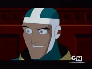 Chronos (comics) - Chronos as seen in Justice League Unlimited