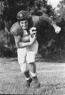 Chuck Hunsinger American football player, running back