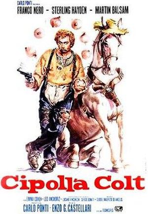 Cry, Onion! - Italian film poster