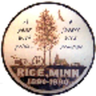 Rice, Minnesota - Image: Cityofricelogo