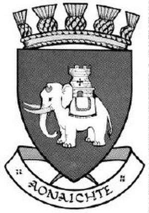 Dumbarton - Dumbarton's Civic Coat of Arms