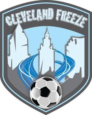 Cleveland Freeze - Image: Cleveland Freeze