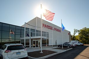 Farrel Corporation - Image: Company photo