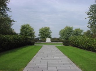 Courcelette Memorial - Image: Courcelette 2