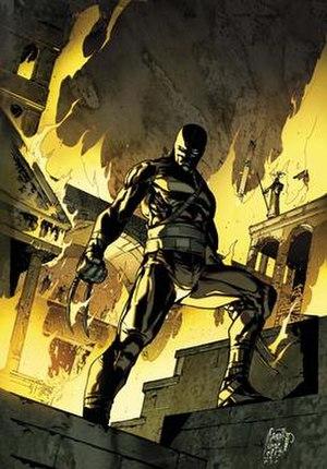 Daken - Image: Daken Dark Wolverine