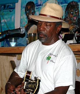 David Emmanuel (musician) Grenadian musician