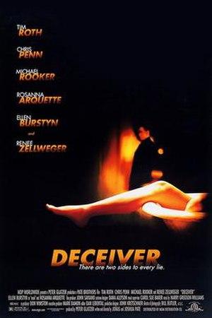 Deceiver (film) - Image: Deceiver Poster