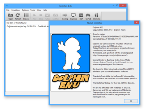 Dolphin Emulator Wikipedia The Free Encyclopedia