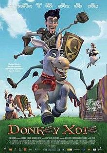 donkey xote