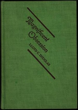 Magnificent Obsession - 1933 edition