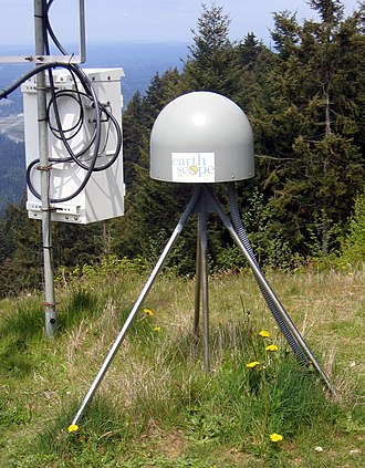 Earthscope - An EarthScope GPS Geosensor, a component of the Plate Boundary Observatory (PBO)
