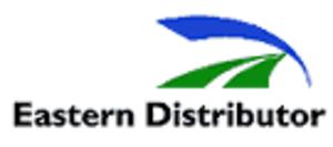 Eastern Distributor - Image: Eastern Distributor logo