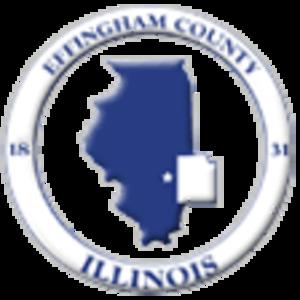 Effingham County, Illinois - Image: Effingham County Illinois seal